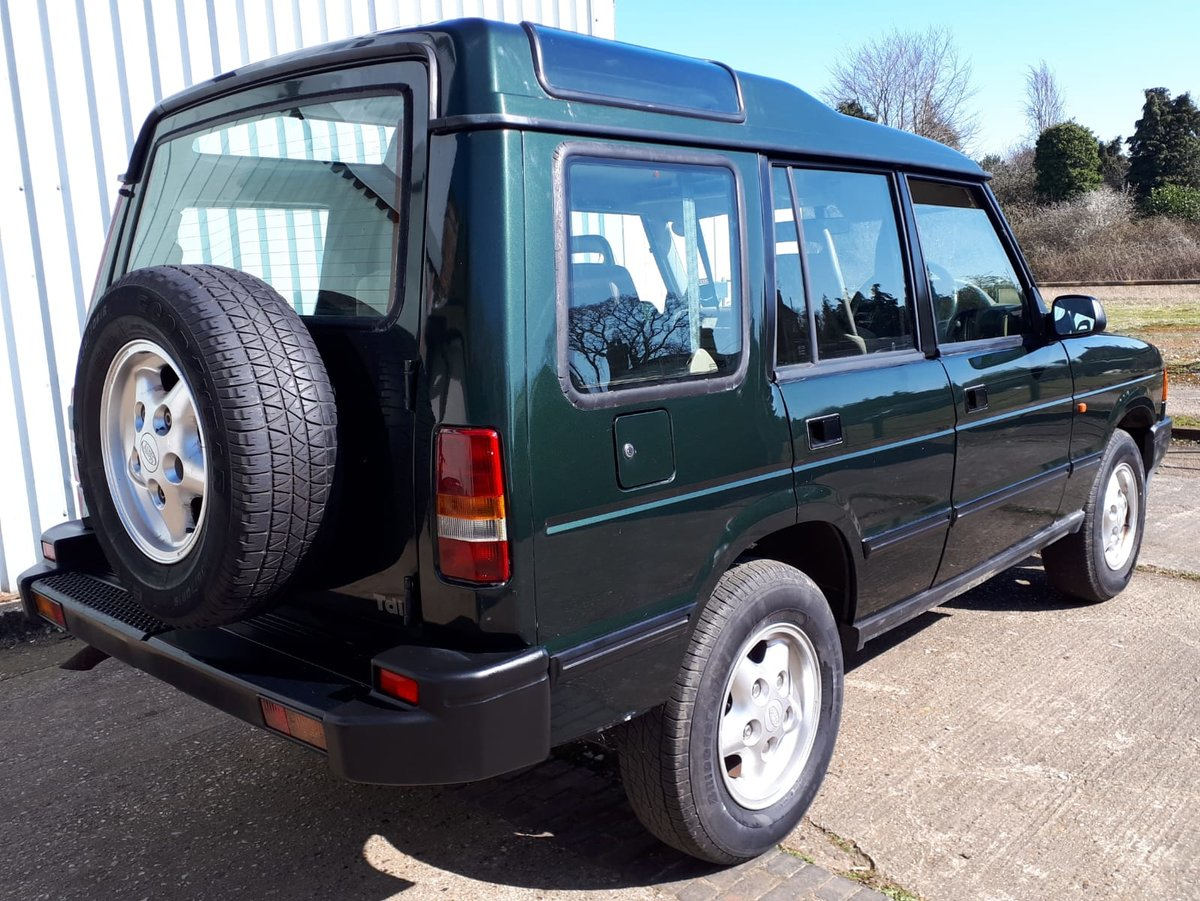 1997 Landrover Discovery 300tdi ** LOW MILEAGE ** Manual For Sale (picture 2 of 6)