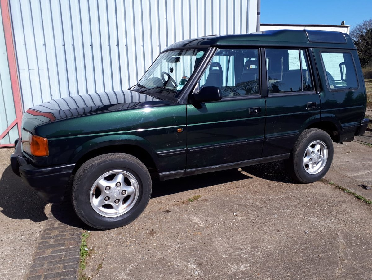 1997 Landrover Discovery 300tdi ** LOW MILEAGE ** Manual For Sale (picture 3 of 6)