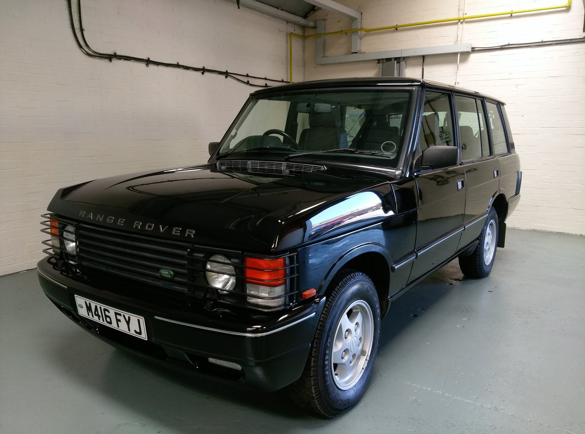 1994 Classic 4.2 lse lwb factory brooklands kit For Sale (picture 1 of 6)