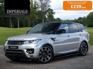 2015 Land Rover  RANGE ROVER SPORT  3.0 SDV6 HSE DYNAMIC 8 SPEED