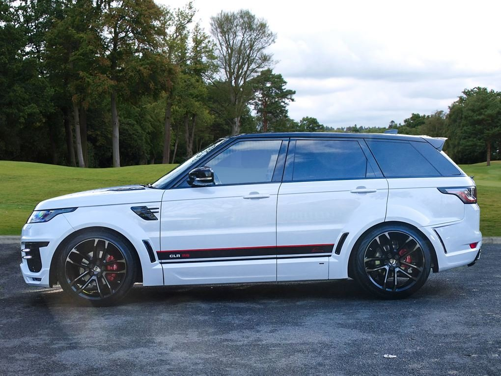 2019 Land Rover  RANGE ROVER SPORT  3.0 SDV6 HSE WITH FULL LUMMA  For Sale (picture 2 of 24)