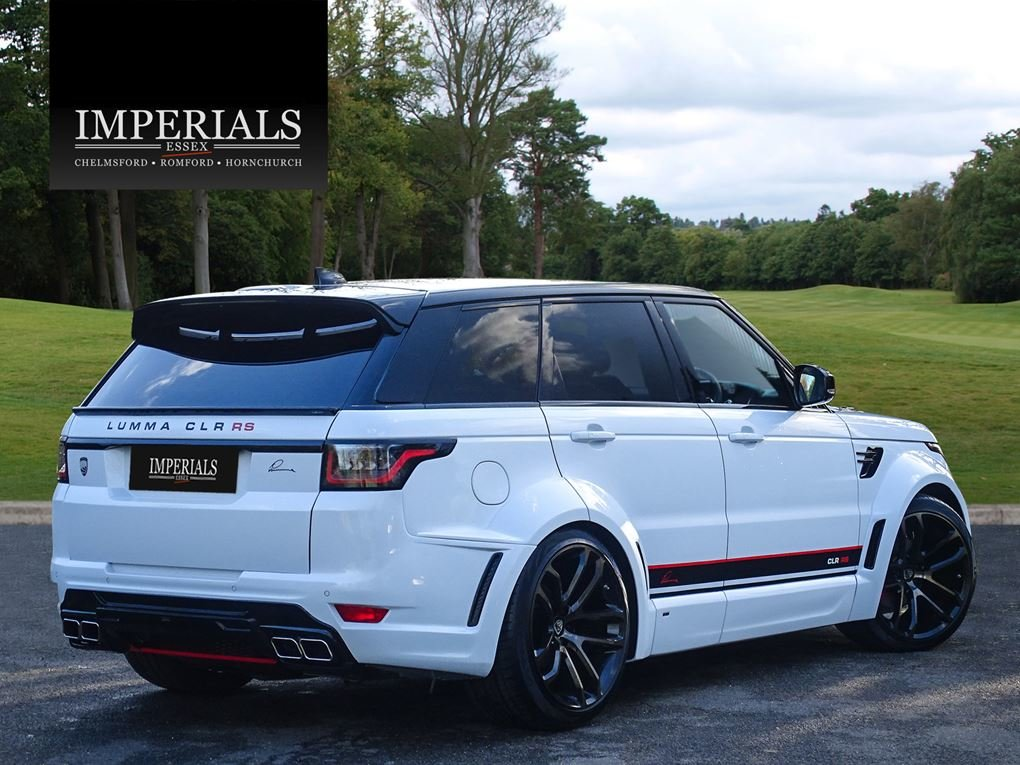 2019 Land Rover  RANGE ROVER SPORT  3.0 SDV6 HSE WITH FULL LUMMA  For Sale (picture 4 of 24)