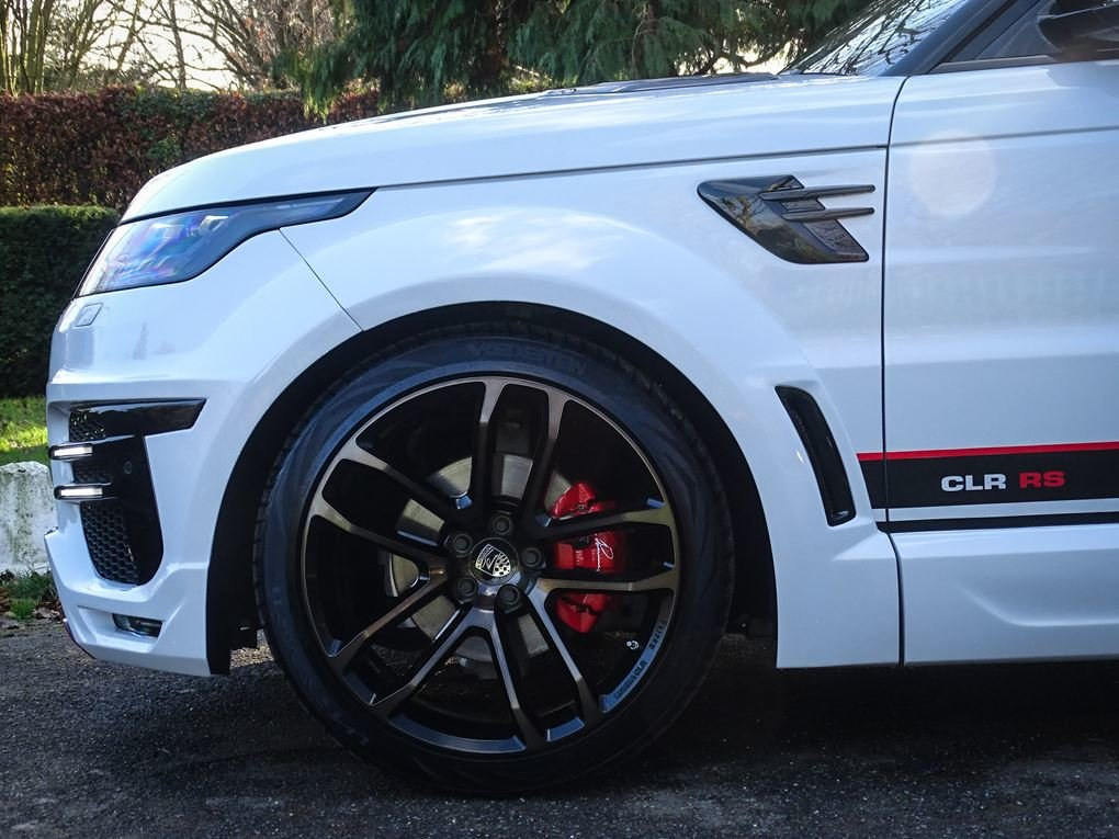 2019 Land Rover  RANGE ROVER SPORT  3.0 SDV6 HSE WITH FULL LUMMA  For Sale (picture 5 of 24)