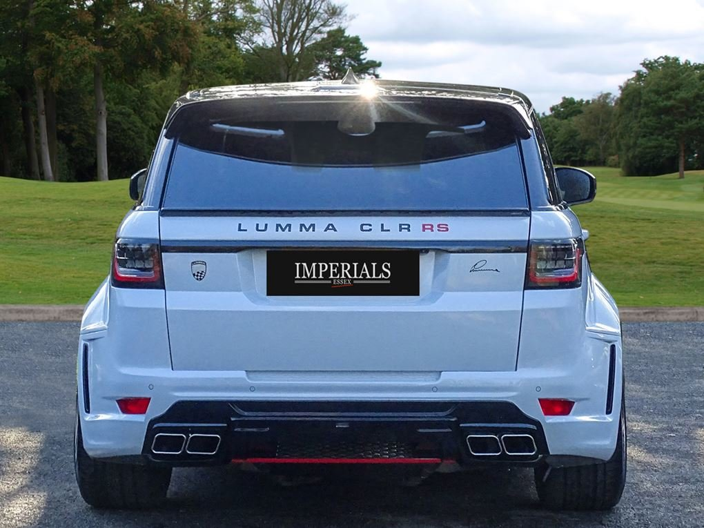 2019 Land Rover  RANGE ROVER SPORT  3.0 SDV6 HSE WITH FULL LUMMA  For Sale (picture 12 of 24)