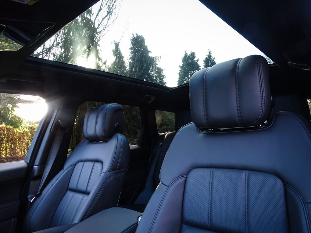2019 Land Rover  RANGE ROVER SPORT  3.0 SDV6 HSE WITH FULL LUMMA  For Sale (picture 13 of 24)