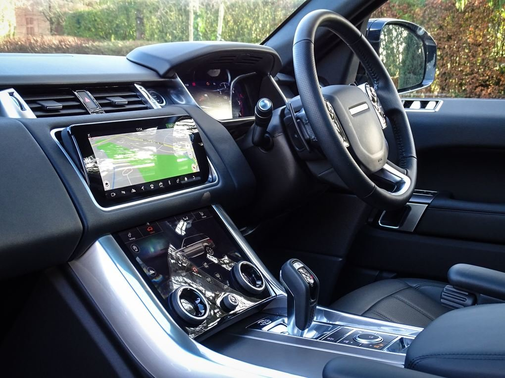 2019 Land Rover  RANGE ROVER SPORT  3.0 SDV6 HSE WITH FULL LUMMA  For Sale (picture 15 of 24)