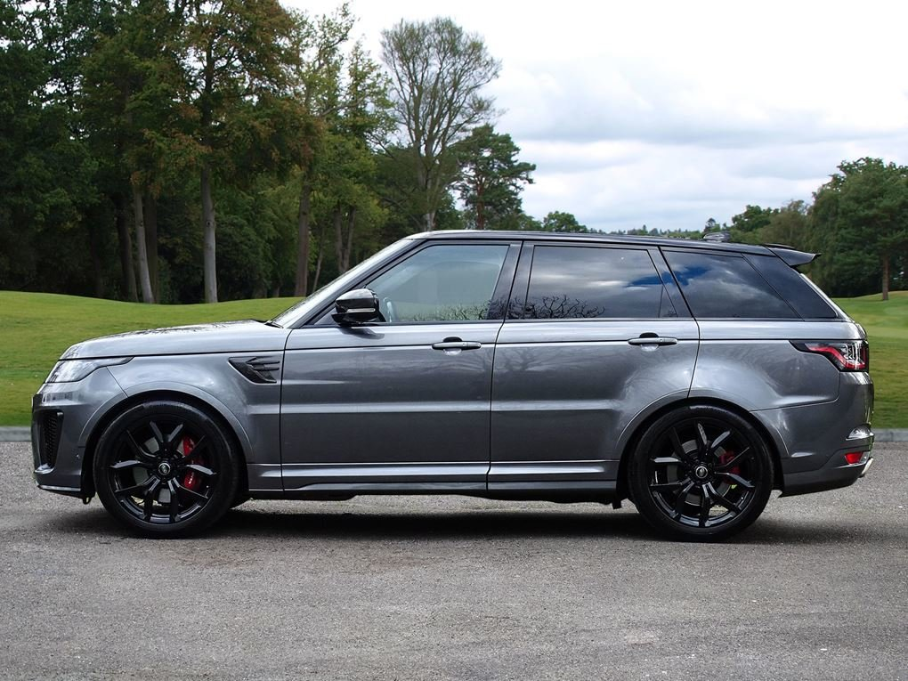 2019 Land Rover  RANGE ROVER SPORT  SVR 5.0 V8 SUPERCHARGED 575 B For Sale (picture 2 of 24)