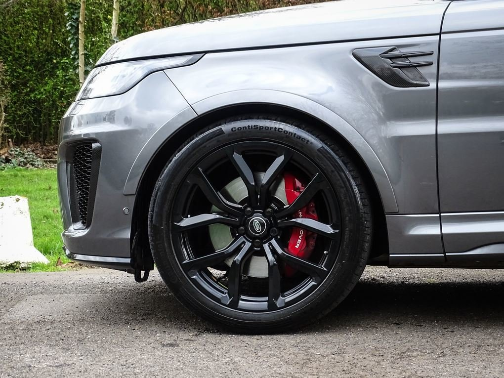2019 Land Rover  RANGE ROVER SPORT  SVR 5.0 V8 SUPERCHARGED 575 B For Sale (picture 5 of 24)