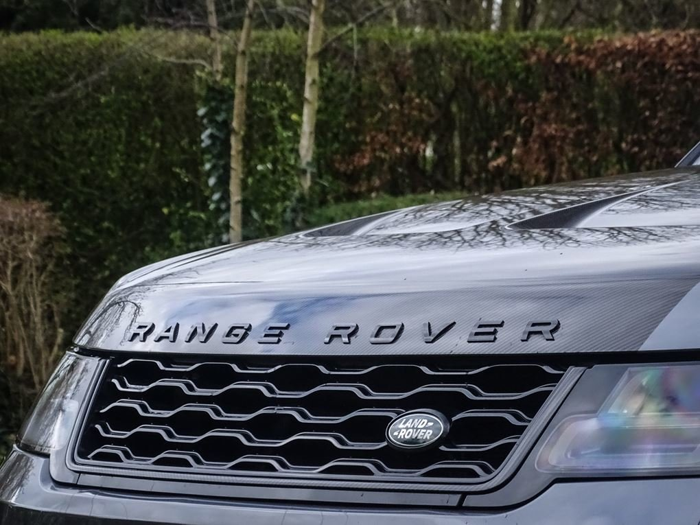2019 Land Rover  RANGE ROVER SPORT  SVR 5.0 V8 SUPERCHARGED 575 B For Sale (picture 10 of 24)