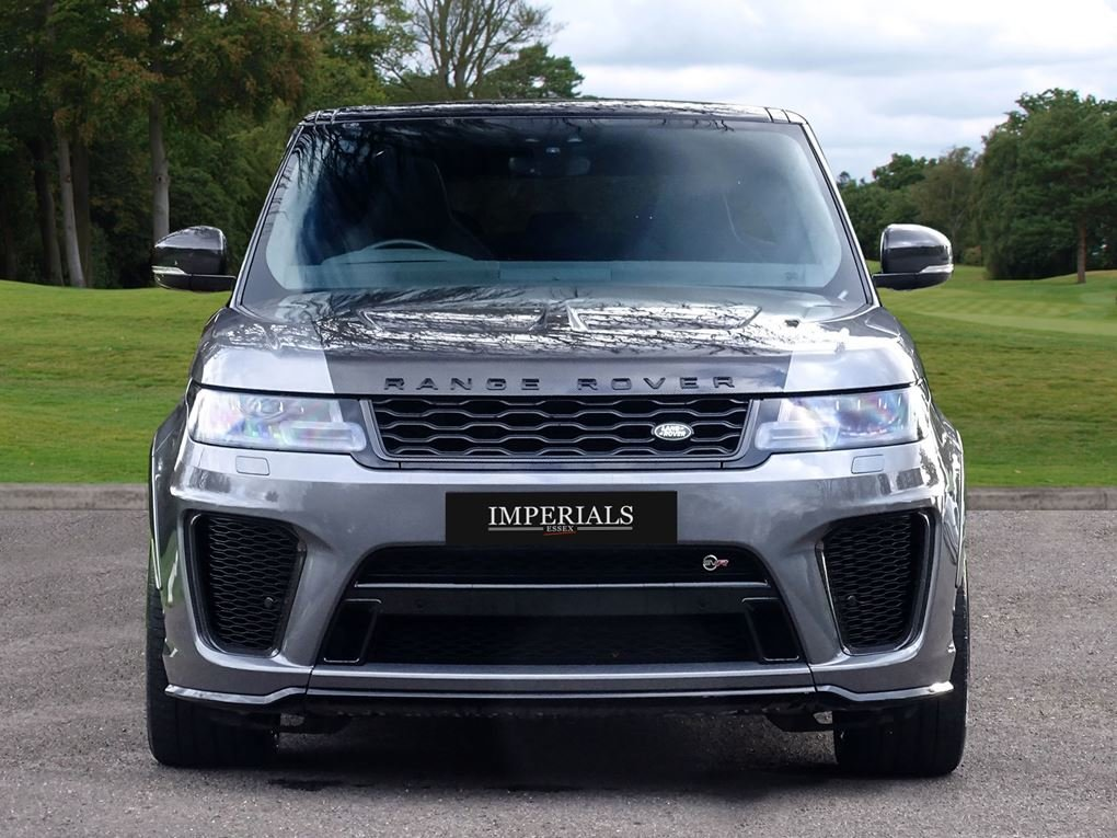 2019 Land Rover  RANGE ROVER SPORT  SVR 5.0 V8 SUPERCHARGED 575 B For Sale (picture 11 of 24)