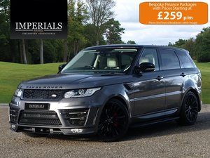 Land Rover  RANGE ROVER SPORT  3.0 SDV6 HSE WITH ULTIMATE ST