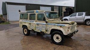 1988 Land Rover Defender 110 V8 #9