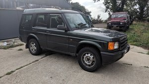 Land rover discovery (lt) td5 s #80