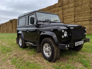 2013 Land rover defender 90 td xs station wagon #92
