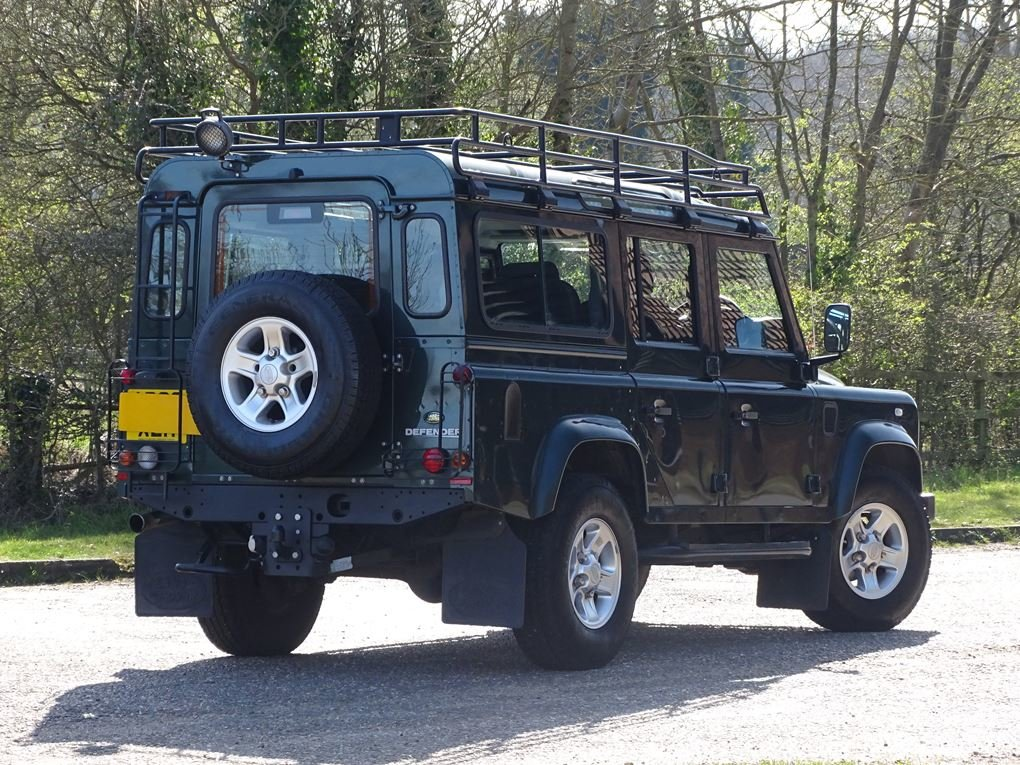 2009 Land Rover  DEFENDER  110 XS STATION WAGON  22,948 For Sale (picture 4 of 18)