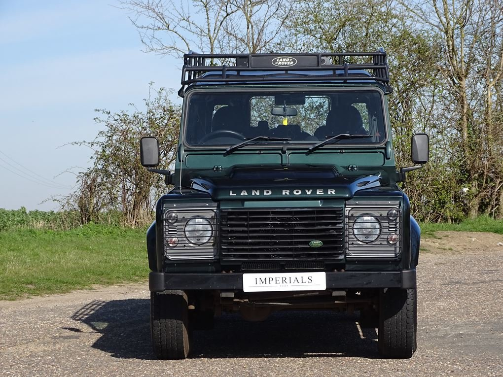 2009 Land Rover  DEFENDER  110 XS STATION WAGON  22,948 For Sale (picture 9 of 18)