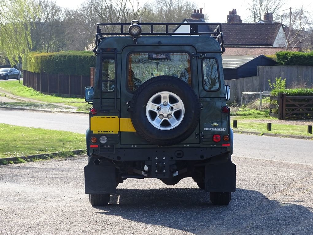 2009 Land Rover  DEFENDER  110 XS STATION WAGON  22,948 For Sale (picture 10 of 18)