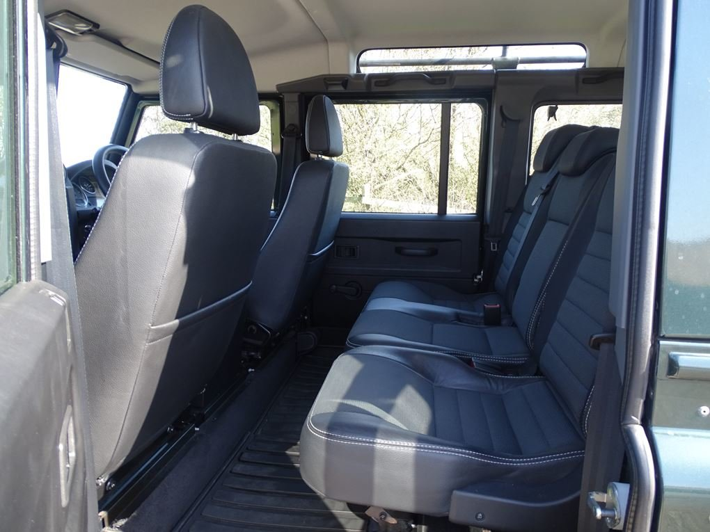 2009 Land Rover  DEFENDER  110 XS STATION WAGON  22,948 For Sale (picture 13 of 18)