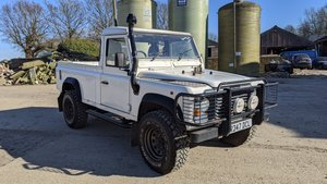 1998 Land rover defender 110 ht tdi 98 #122
