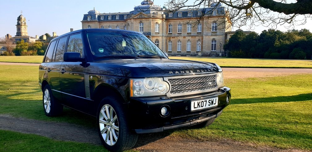 2007 LHD RANGE ROVER VOGUE 3.6TD V8 AUTO, LEFT HAND DRIVE For Sale (picture 1 of 6)