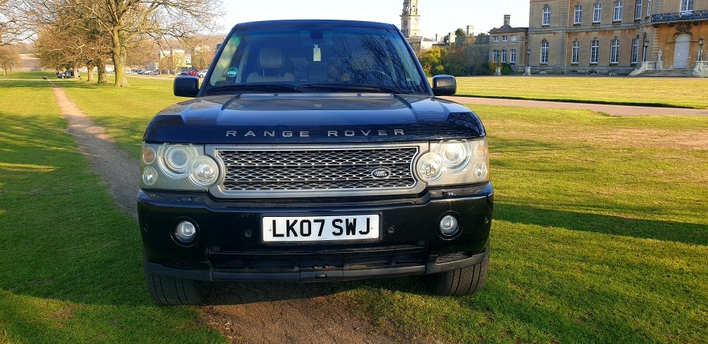 2007 LHD RANGE ROVER VOGUE 3.6TD V8 AUTO, LEFT HAND DRIVE For Sale (picture 2 of 6)