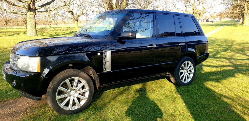 2007 LHD RANGE ROVER VOGUE 3.6TD V8 AUTO, LEFT HAND DRIVE For Sale (picture 3 of 6)