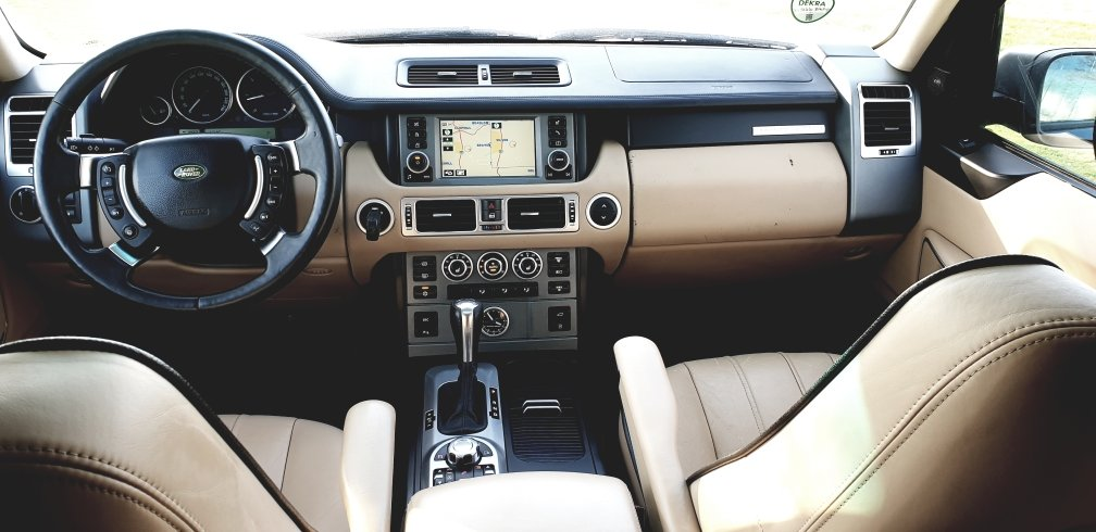 2007 LHD RANGE ROVER VOGUE 3.6TD V8 AUTO, LEFT HAND DRIVE For Sale (picture 6 of 6)