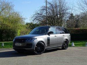 Land Rover  RANGE ROVER  3.0 SDV6 VOGUE SE EU6 VAT Q 8 SPEED