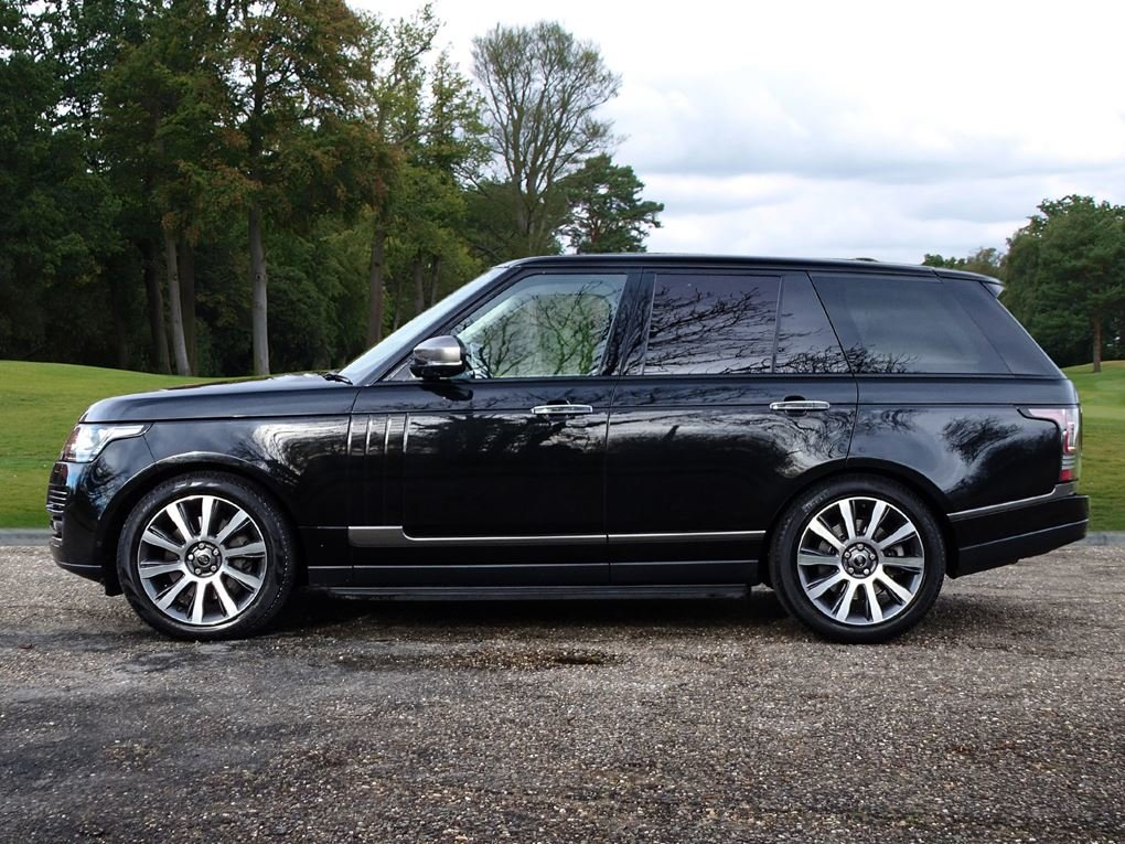 2013 Land Rover  RANGE ROVER  4.4 SDV8 AUTOBIOGRAPHY WITH EXECUTI For Sale (picture 2 of 24)