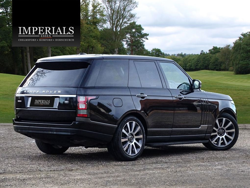 2013 Land Rover  RANGE ROVER  4.4 SDV8 AUTOBIOGRAPHY WITH EXECUTI For Sale (picture 4 of 24)