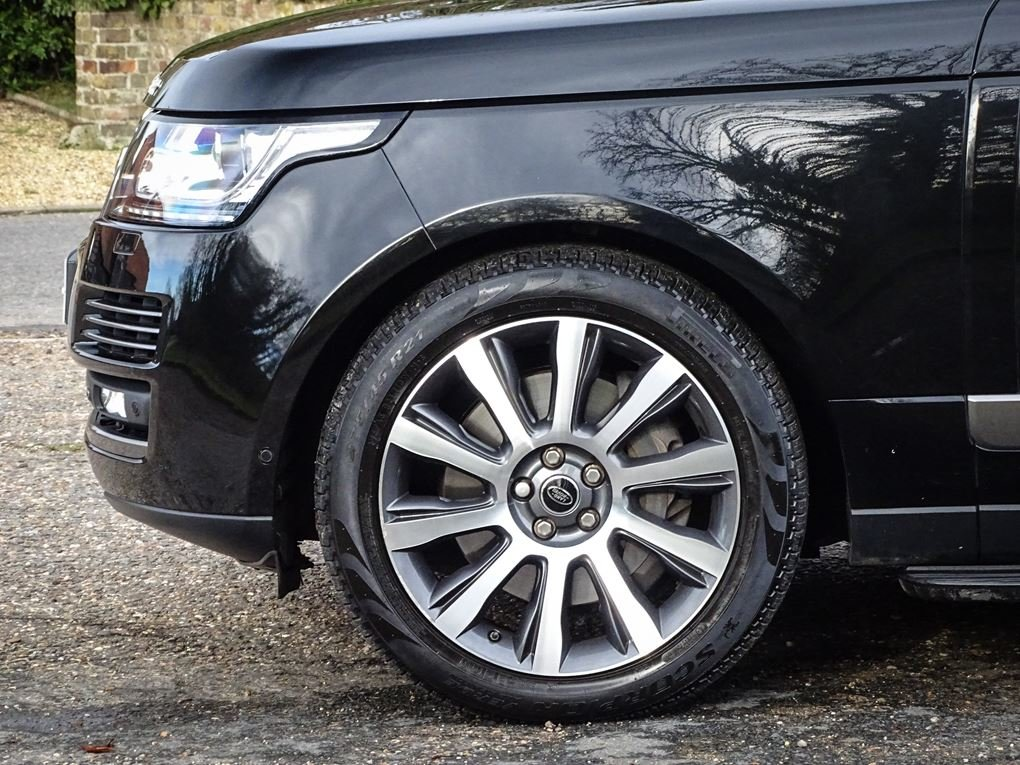 2013 Land Rover  RANGE ROVER  4.4 SDV8 AUTOBIOGRAPHY WITH EXECUTI For Sale (picture 5 of 24)