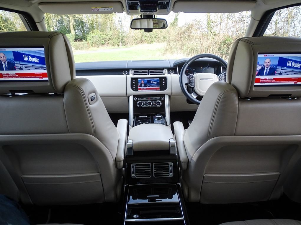 2013 Land Rover  RANGE ROVER  4.4 SDV8 AUTOBIOGRAPHY WITH EXECUTI For Sale (picture 8 of 24)