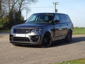 Land Rover  RANGE ROVER  3.0 TDV6 VOGUE WITH SVO STYLING EU6