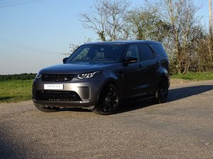 2017 Land Rover  DISCOVERY  3.0 TD6 HSE LUXURY EU6 7 SEATER 8 SPE