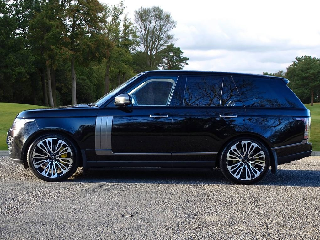 2014 Land Rover  RANGE ROVER  4.4 SDV8 AUTOBIOGRAPHY 8 SPEED AUTO For Sale (picture 2 of 24)