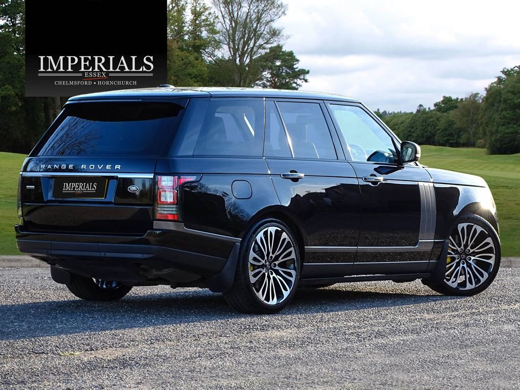 2014 Land Rover  RANGE ROVER  4.4 SDV8 AUTOBIOGRAPHY 8 SPEED AUTO For Sale (picture 4 of 24)