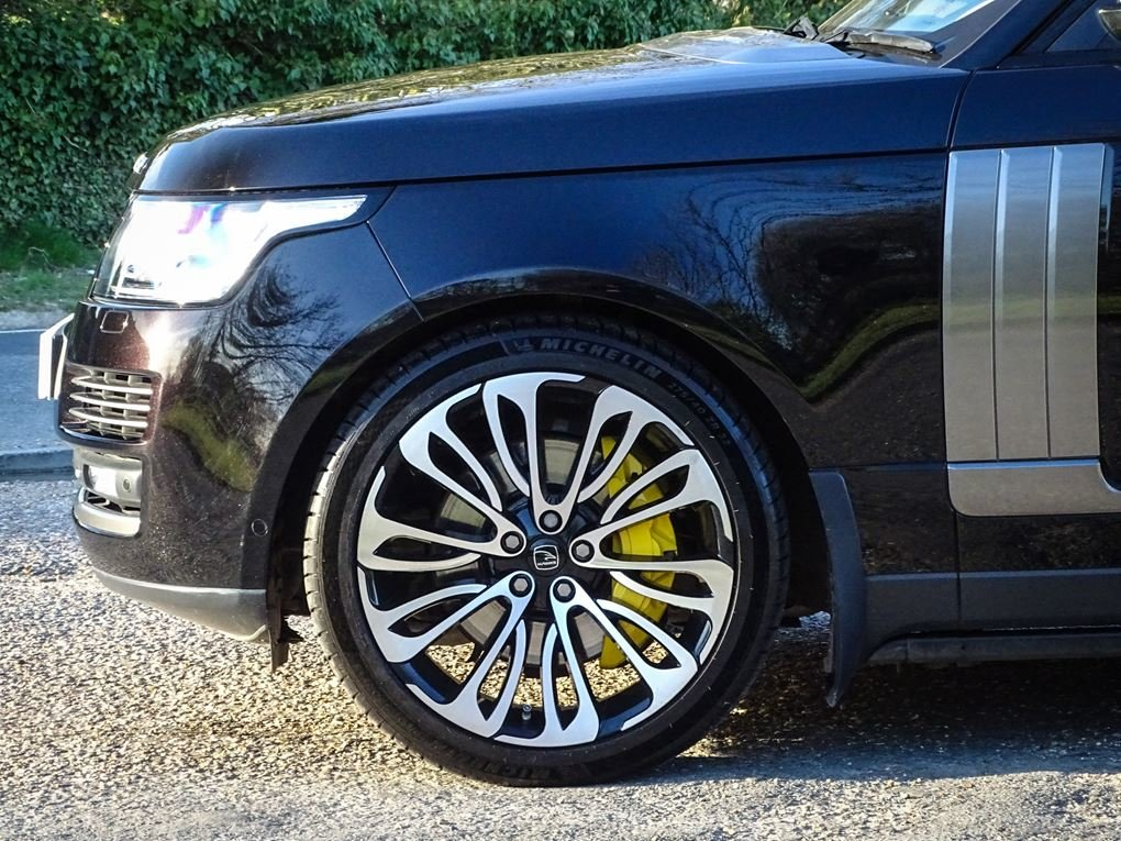 2014 Land Rover  RANGE ROVER  4.4 SDV8 AUTOBIOGRAPHY 8 SPEED AUTO For Sale (picture 5 of 24)