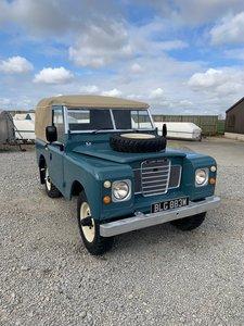 1971 Land Rover® Series 3 *Tax & MOT Exempt Ragtop* (BLG) For Sale