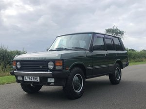 1993 Land Rover Range Rover Classic 3.9 Vogue SE Automatic For Sale
