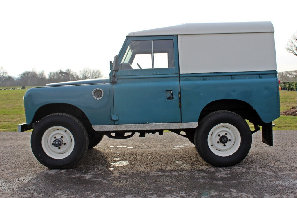 1972 Land Rover Series 3 200 Tdi For Sale (picture 4 of 10)