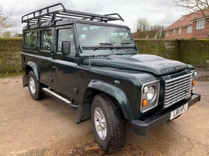 Picture of superb 2011 Defender 110 TDCi XS Station Wagon 7 seater SOLD
