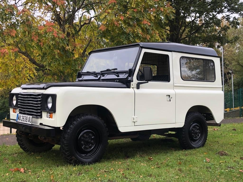 1989 Land Rover Santana Series III Diesel For Sale (picture 1 of 6)