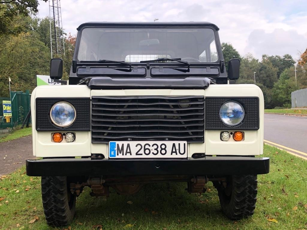 1989 Land Rover Santana Series III Diesel For Sale (picture 2 of 6)