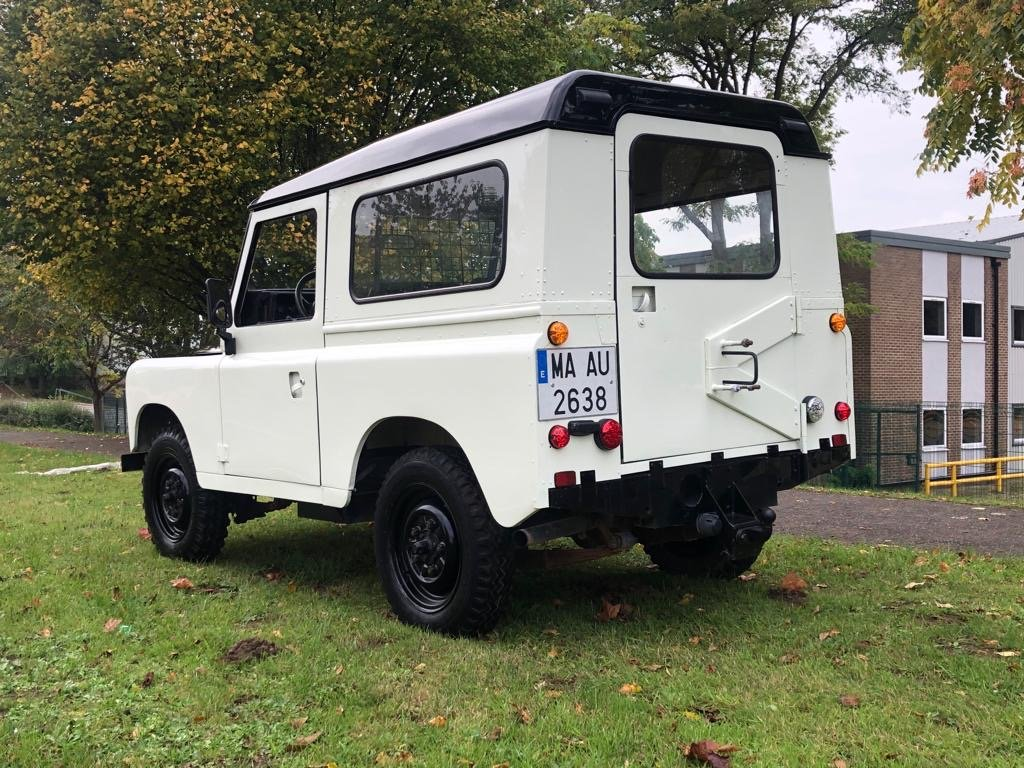 1989 Land Rover Santana Series III Diesel For Sale (picture 4 of 6)