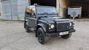 LAND ROVER DEFENDER 90 XS STATION WAGON #131