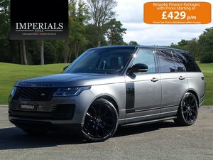 Land Rover  RANGE ROVER  3.0 SDV6 VOGUE SE EU6 VAT Q 8 SPEED
