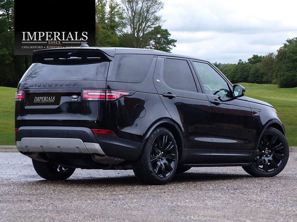 2018 Land Rover  DISCOVERY  3.0 SDV6 HSE LUXURY 2019 MODEL 7 SEAT For Sale (picture 4 of 24)