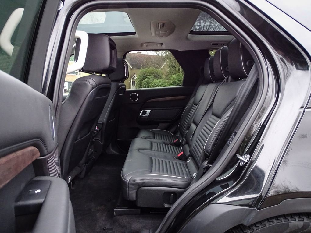 2018 Land Rover  DISCOVERY  3.0 SDV6 HSE LUXURY 2019 MODEL 7 SEAT For Sale (picture 14 of 24)