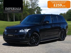 Land Rover  RANGE ROVER  3.0 TDV6 VOGUE SE 2016 MODEL 8 SPEE