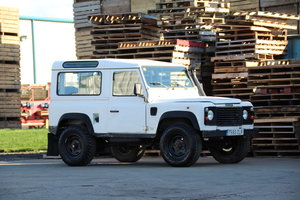 1993 Land Rover Defender 90 - 200 TDI LHD (USA Eligible) SOLD